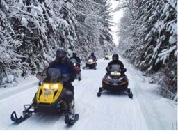 Michigan snowmobiling